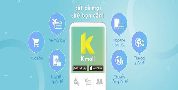 Ứng dụng Kmall